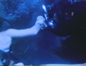 Rubber combat diver - 5 6