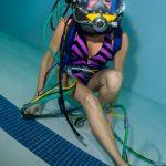 Heacy scuba gear!