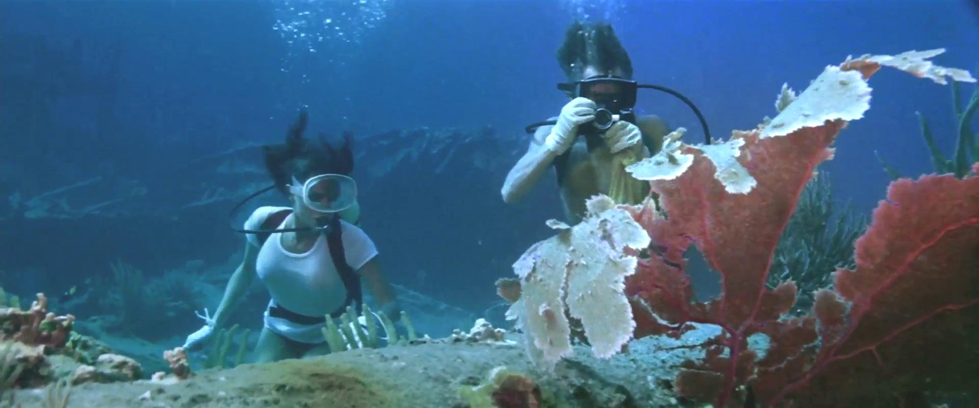 You Nude scuba diving movie