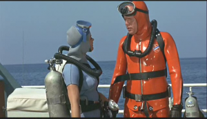 "Our scuba ""couple"".."